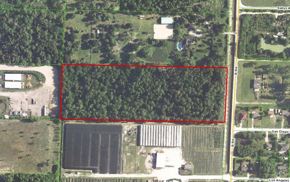 Additional photo for property listing at 1651 B Road  Loxahatchee, Florida 33470 Estados Unidos