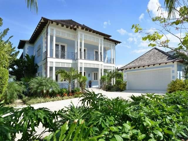 Single Family Home for Sale at 8 Old Fort Bay, Nassau Bahamas 8 Old Fort Bay, Nassau Bahamas Other Areas 00000 United States