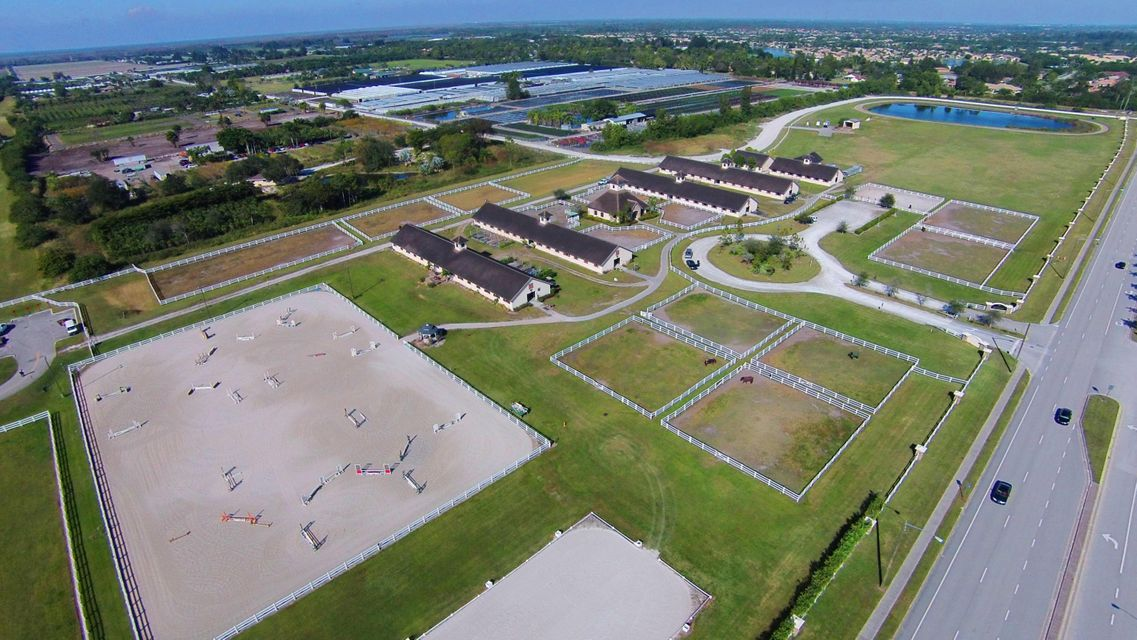 Aerial Equestrian Center