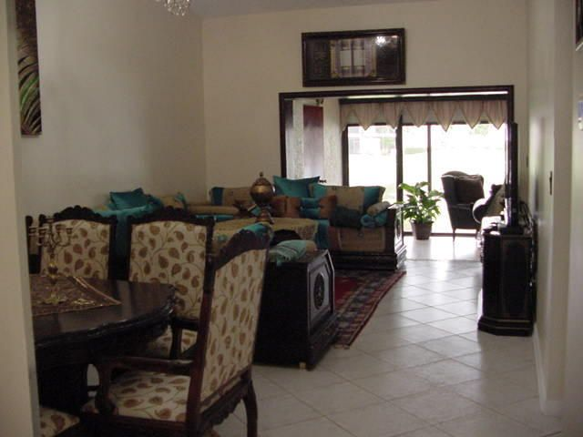 Living Room - Dining Room