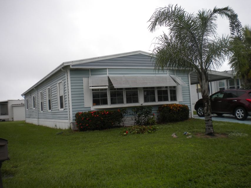Mobile / Manufactured for Rent at 7 Cartagesa 7 Cartagesa Port St. Lucie, Florida 34952 United States