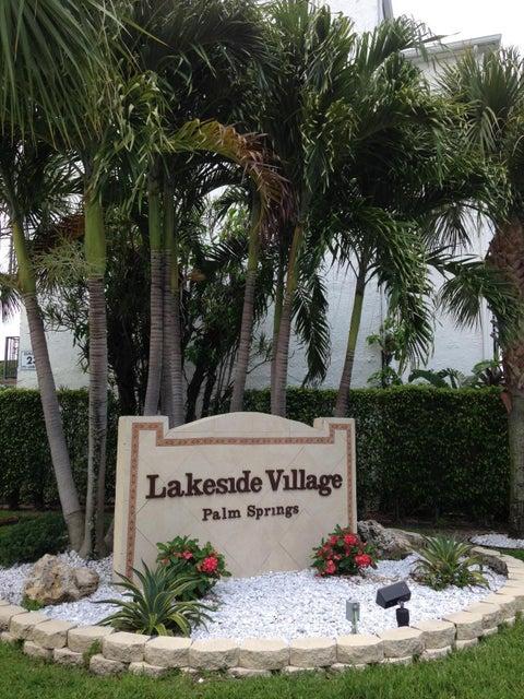 225 Bonnie Boulevard 108, Palm Springs, FL 33461