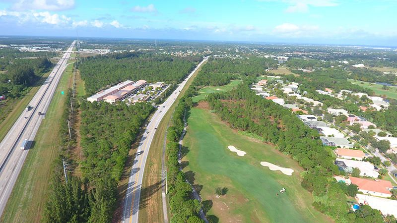 Commercial Land للـ Sale في High Meadow Avenue High Meadow Avenue Palm City, Florida 34990 United States