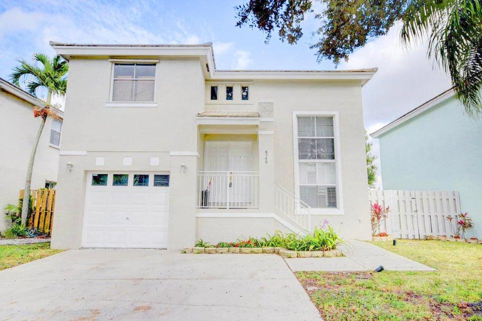 6743 Bayfront Drive, Margate, FL 33063