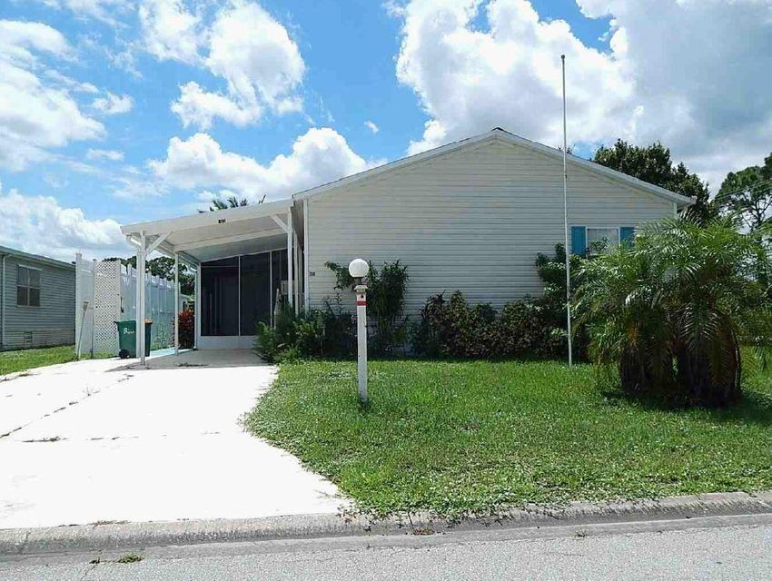 801 Lychee Drive, Barefoot Bay, FL 32976