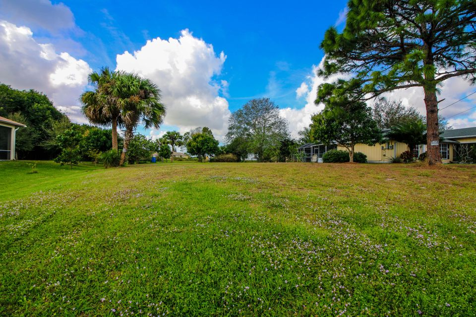 Land for Sale at 3782 SW Lachine Street 3782 SW Lachine Street Port St. Lucie, Florida 34953 United States