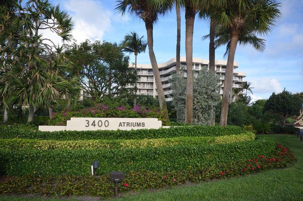 Atriums Of Palm Beach Condo 3400 S Ocean Boulevard