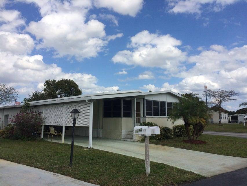 4297 71st Place N Lot 1279, West Palm Beach, FL 33404