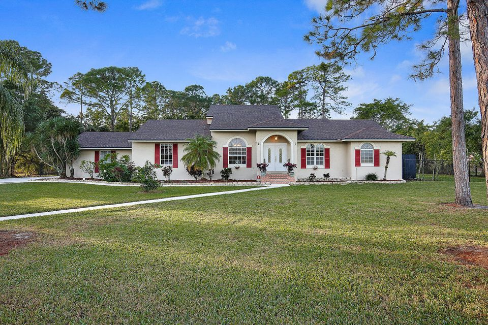 Home for sale in The Acreage Loxahatchee Florida