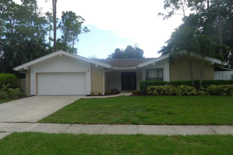 12394 Sawgrass Court  Wellington FL 33467