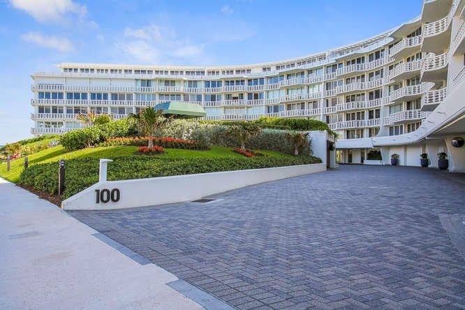 Co-op / Condo for Sale at 100 Sunrise Avenue 100 Sunrise Avenue Palm Beach, Florida 33480 United States