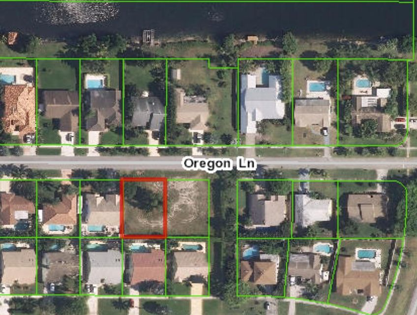 Tbd Oregon Lane  Boca Raton FL 33487
