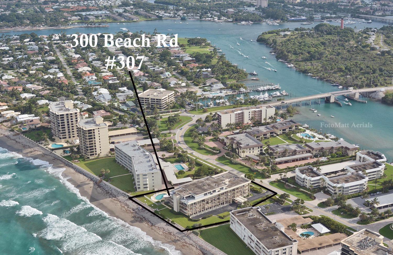 300 Beach Road 307, Tequesta, FL 33469