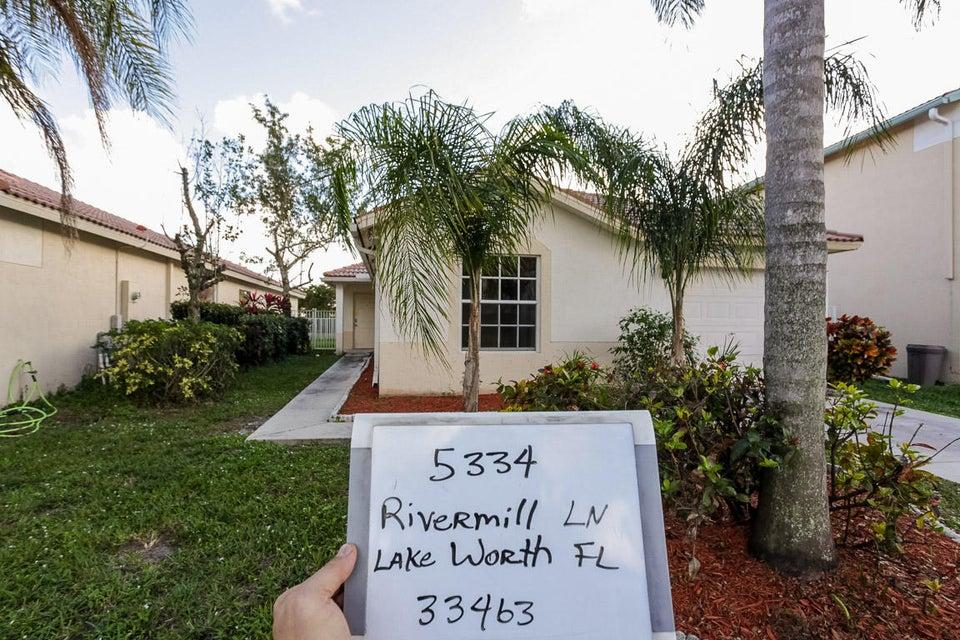 5334 Rivermill Lane, Lake Worth, FL 33463