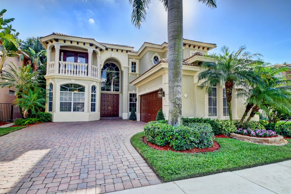 Mizner Country Club home 8186 Valhalla Drive Delray Beach FL 33446