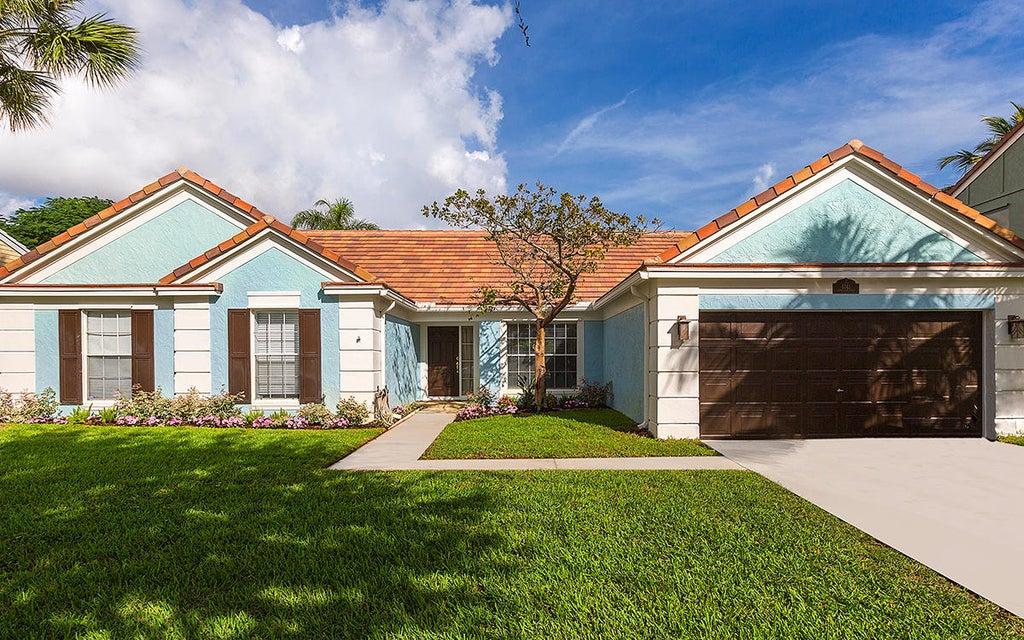 4041 Satin Leaf Court, Delray Beach, FL 33445