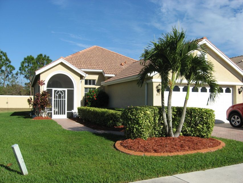 817 SW St Andrews Cove, Port Saint Lucie, FL 34986