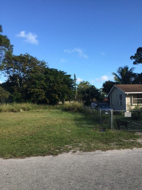 Land für Verkauf beim 2398 Caroma Lane 2398 Caroma Lane West Palm Beach, Florida 33415 Vereinigte Staaten
