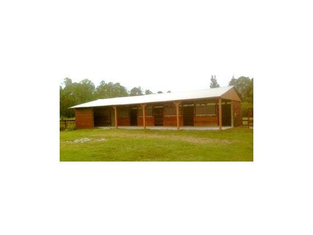 3624 Dellwood Road Barn Only, Loxahatchee, FL 33470