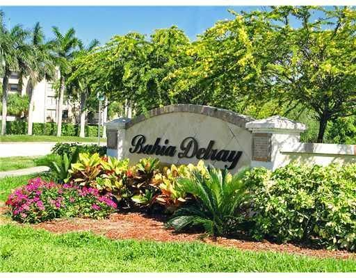 Bahia At Delray Condo 1050 Crystal Way