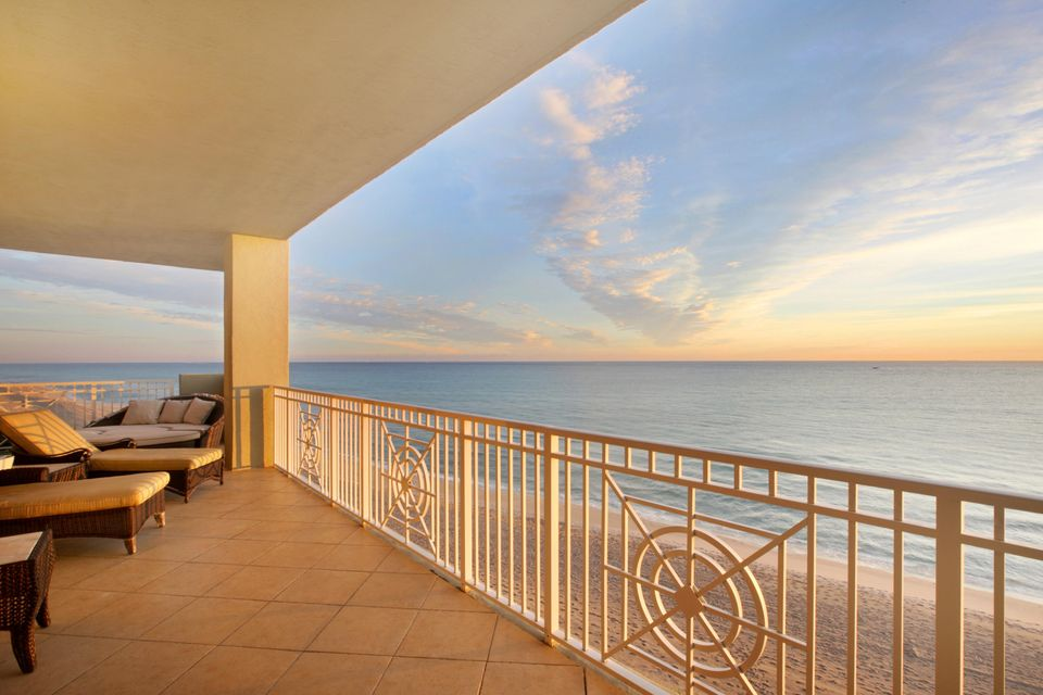 this 3 bedroom direct oceanfront condominium offers marble floors ...