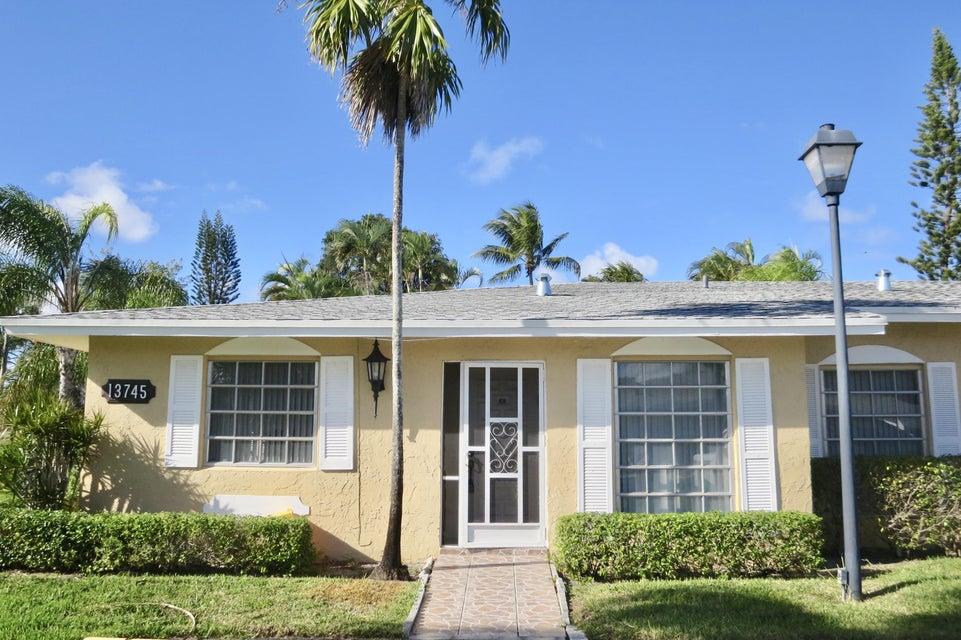 Palm Greens At Villa Del Ray Condo Ii 13745 Flora Place
