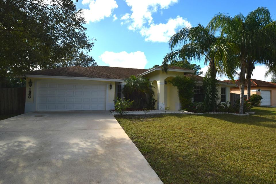 1966 SW Dorado Lane is listed as MLS Listing RX-10297951 with 20 pictures