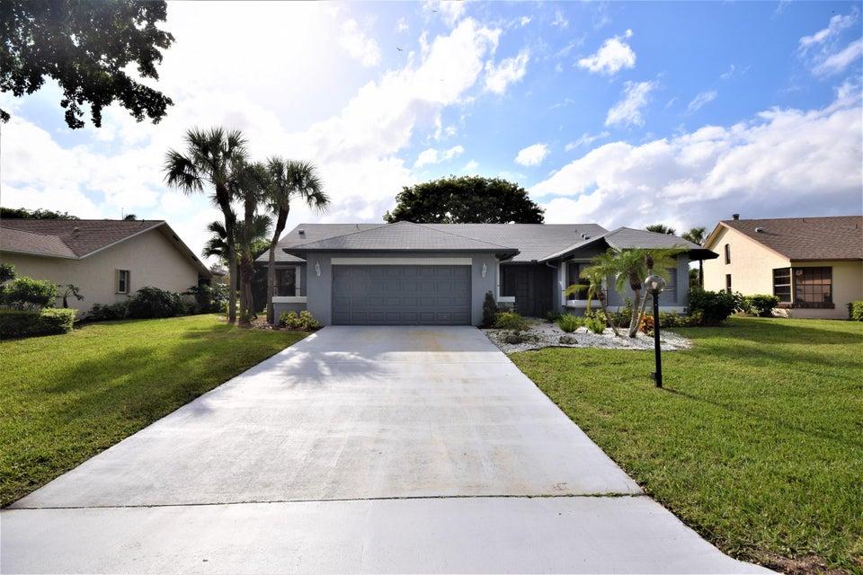 16673 Boca Delray Drive, Delray Beach, FL 33484
