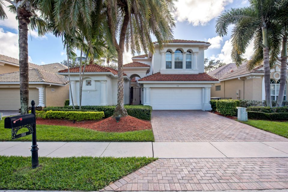 738  Maritime Way is listed as MLS Listing RX-10298143 with 40 pictures