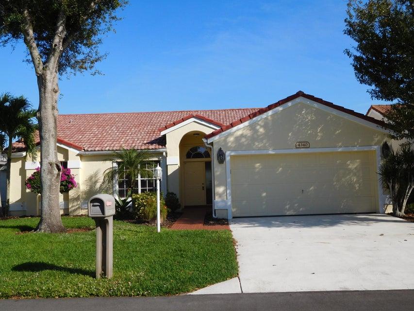 4340 Camrose Lane, West Palm Beach, FL 33417