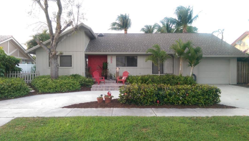 383 Sequoia Lane, Boca Raton, FL 33487