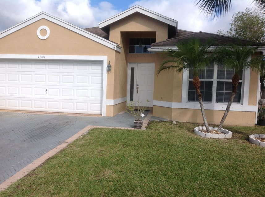 1735  Sawgrass Circle is listed as MLS Listing RX-10298770 with 38 pictures