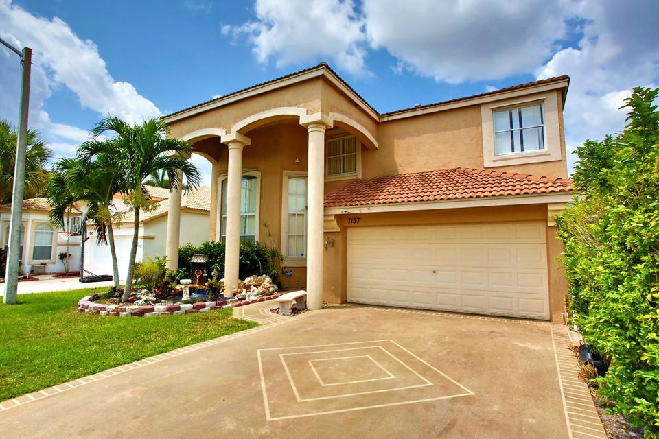 7137  Copperfield Circle is listed as MLS Listing RX-10298857 with 37 pictures
