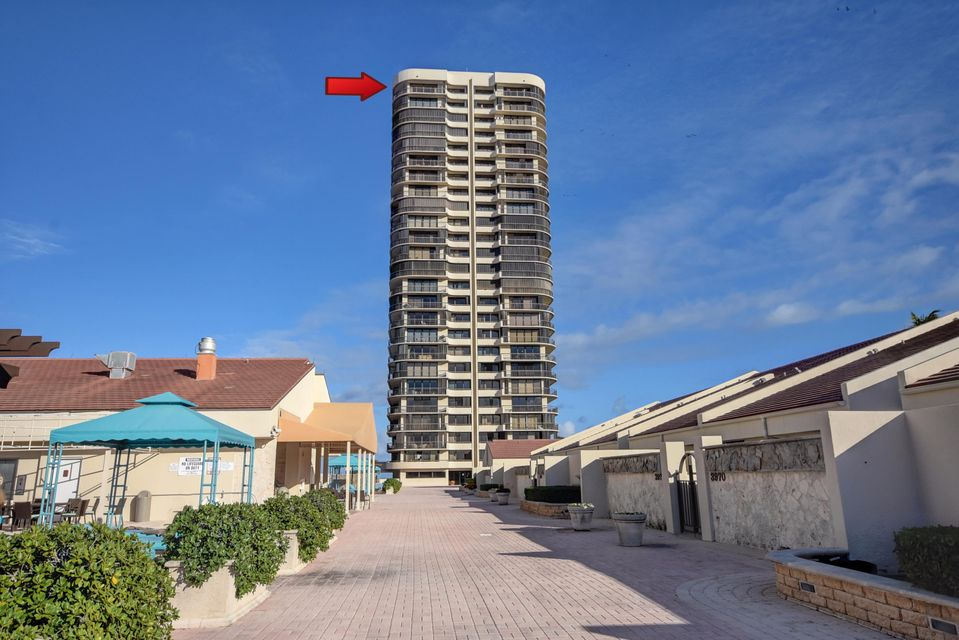 4000 N Ocean Drive is listed as MLS Listing RX-10298136 with 50 pictures