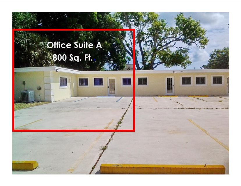 Oficinas por un Alquiler en 2512 Acorn Street 2512 Acorn Street Fort Pierce, Florida 34947 Estados Unidos