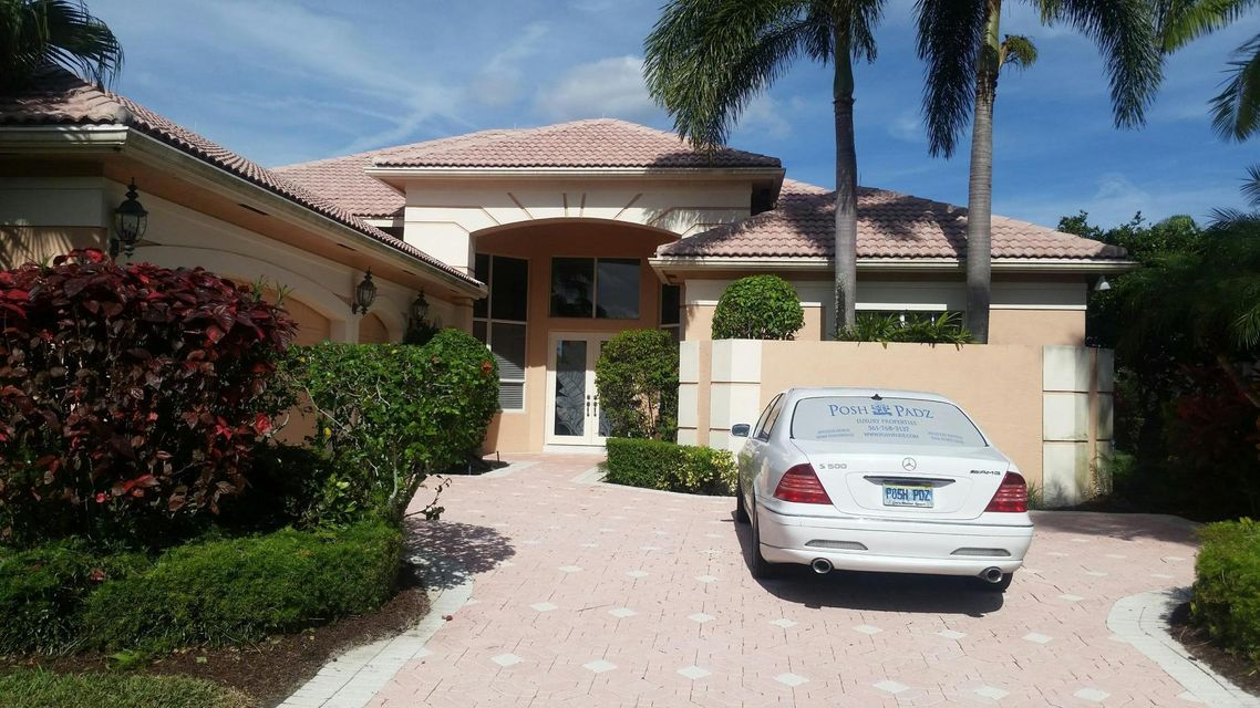 Single Family Home for Rent at 8899 Lakes Boulevard 8899 Lakes Boulevard West Palm Beach, Florida 33412 United States