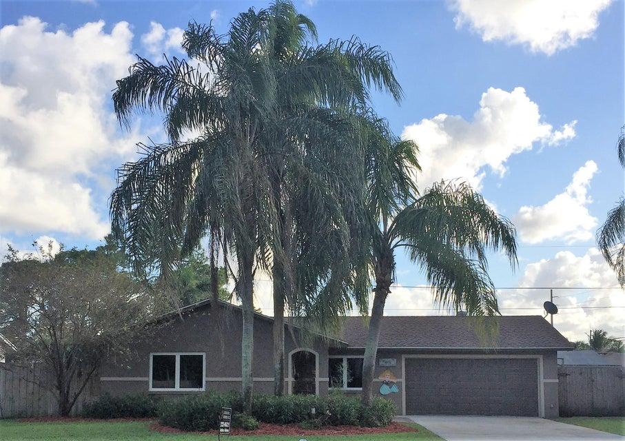 4958 Canal Drive  Lake Worth, FL 33463