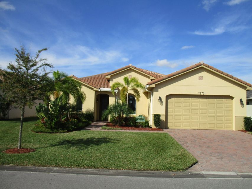 11670 SW Apple Blossom Trail, Port Saint Lucie, FL 34987