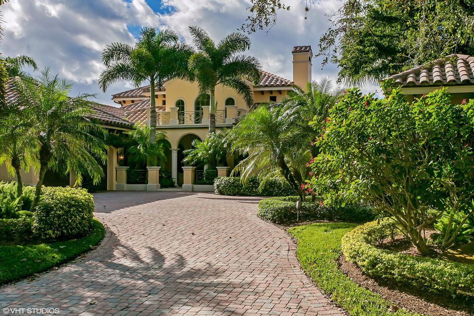 New Home for sale at 206 Echo Drive in Jupiter