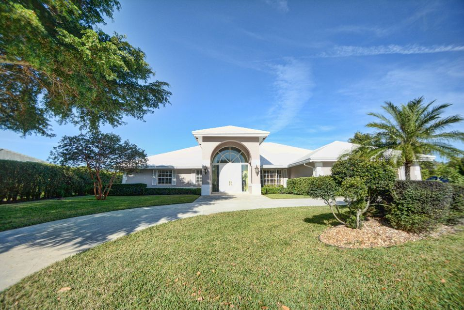 Single Family Home for Sale at 4781 S Lake Drive 4781 S Lake Drive Boynton Beach, Florida 33436 United States