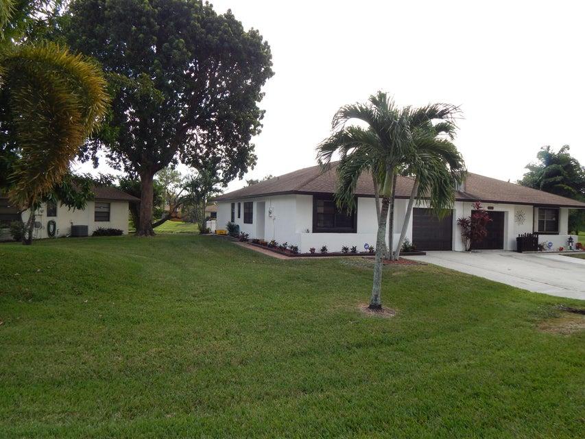 4968 Luqui Court  West Palm Beach, FL 33415
