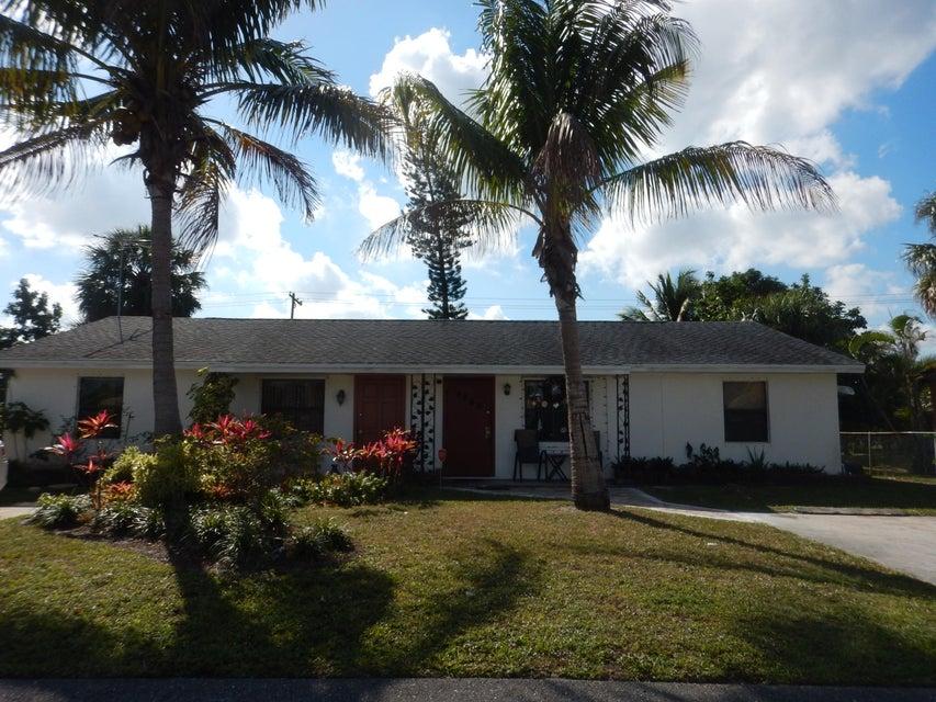 4638 Myrtle Lane, West Palm Beach, FL 33417