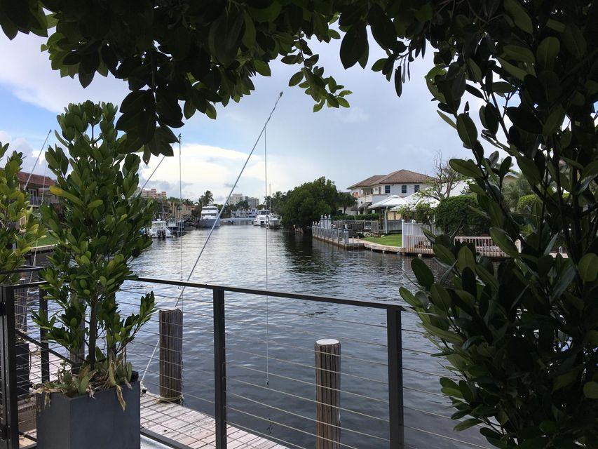 Additional photo for property listing at 1124 Highland Beach 1124 Highland Beach Boca Raton, Florida 33487 États-Unis