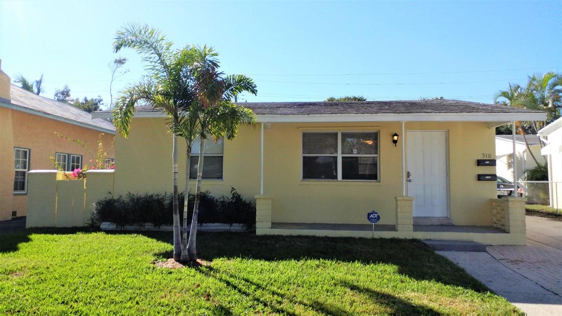 510 48th Street  West Palm Beach, FL 33407
