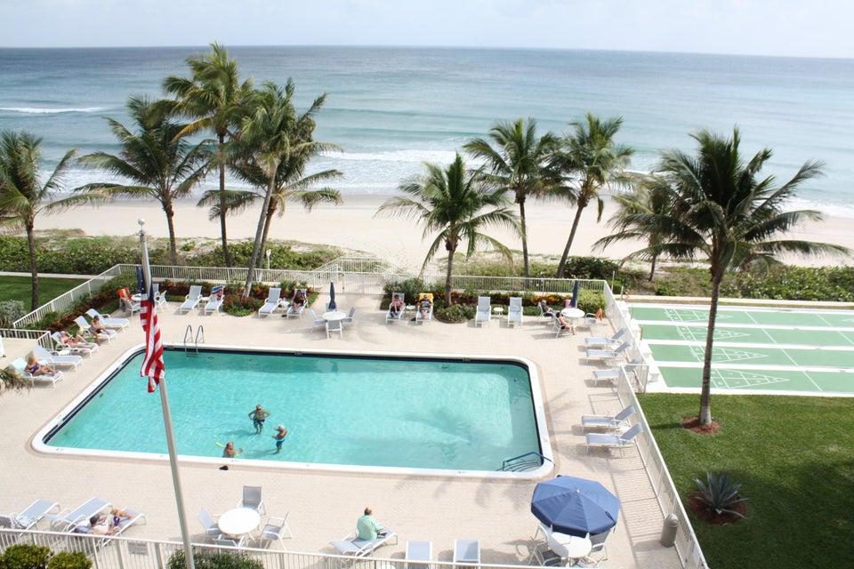 3101 S Ocean Boulevard 512, Highland Beach, FL 33487