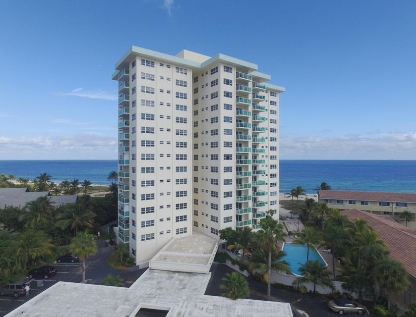 Home for sale in Starlight Towers Lauderdale By The Sea Florida