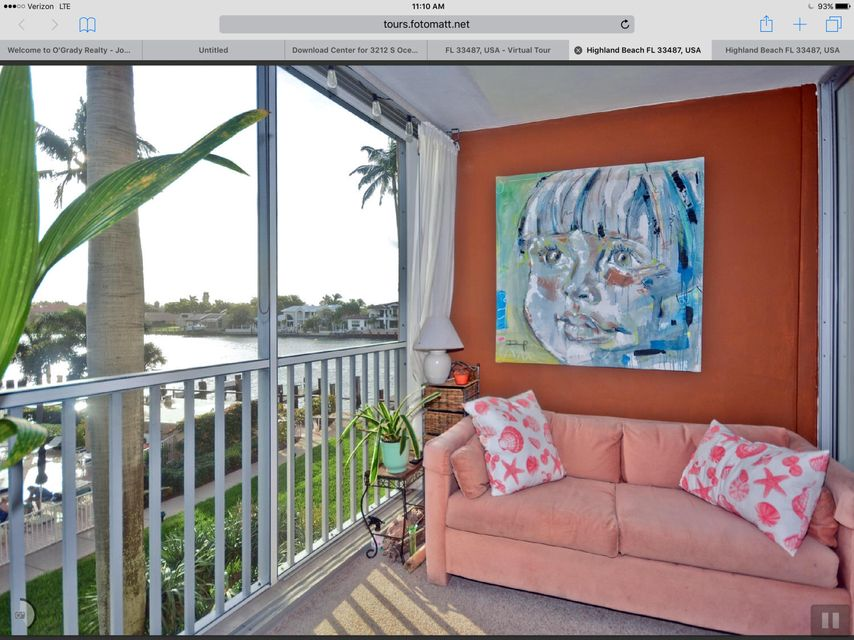 3212 S Ocean Boulevard 304-A, Highland Beach, FL 33487