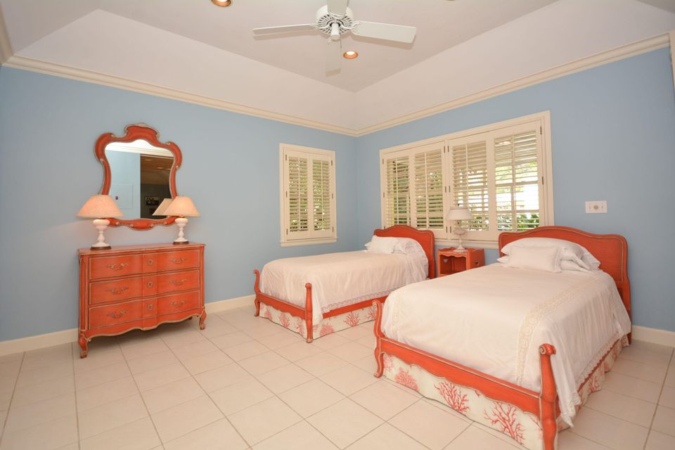 Pool House Bedroom