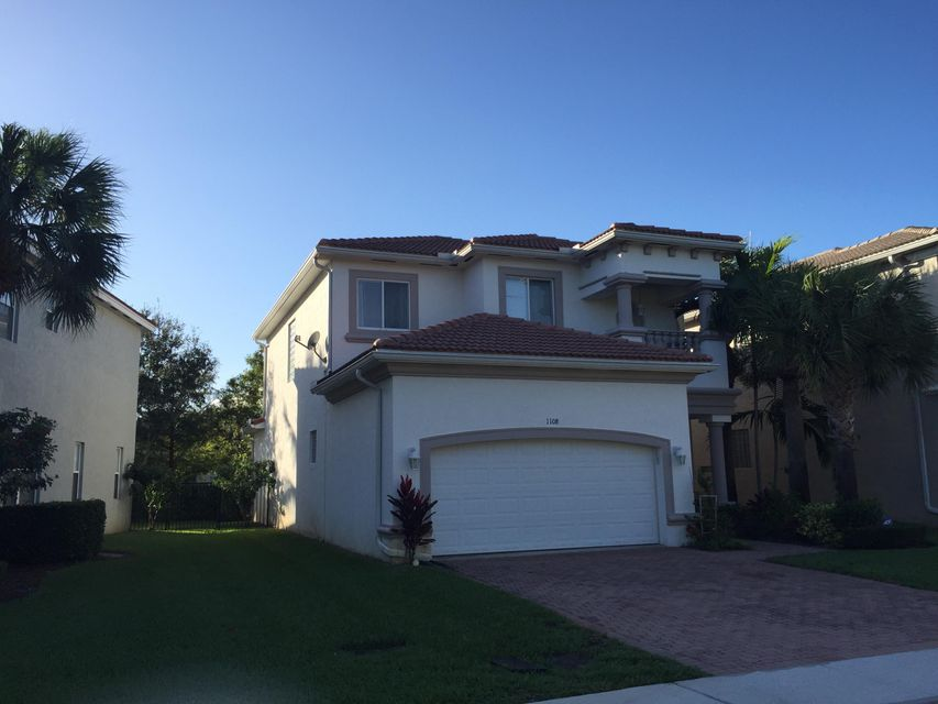 1108 Grove Park Circle, Boynton Beach, FL 33436