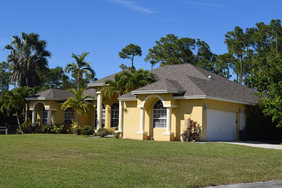 Home for sale in Acreage Royal Palm Beach Florida